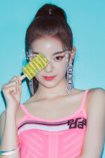 ITZY IT'z ICY Lia Promotional Picture (3)