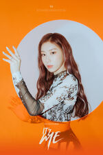 IT'z ME Chaeryeong Promotional Picture (2)
