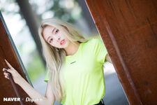 ITZY ItZ ICY Naver x Dispatch Yuna 10