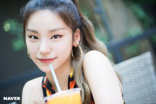 ITZY ItZ ICY Naver x Dispatch Yeji 6