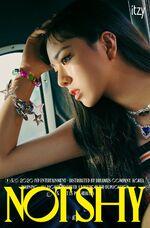 Itzy Not Shy Yuna Teaser 1