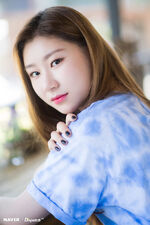 ITZY ItZ ICY Naver x Dispatch Chaeryeong 9