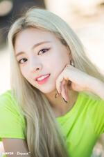 ITZY ItZ ICY Naver x Dispatch Yuna 8