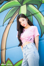 ITZY ItZ ICY Naver x Dispatch Lia 1