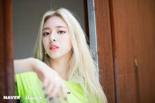 ITZY ItZ ICY Naver x Dispatch Yuna 7