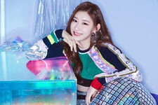 ITZY IT'z ICY Chaeryeong Promotional Picture (2)