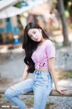 ITZY ItZ ICY Naver x Dispatch Lia 6