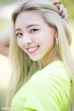ITZY ItZ ICY Naver x Dispatch Yuna 12