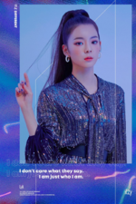 ITZY Lia IT'z Different promotional photo 2