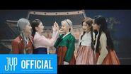"""ITZY """"Not Shy"""" Dance Practice (Hanbok Ver"""