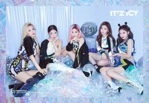 Itzy It'z Icy Group Teaser