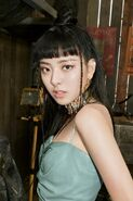Not Shy (English Ver.) Yuna promo photo
