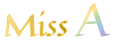 Miss A Wiki Wordmark