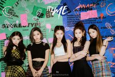 IT'z ME Third Group Teaser