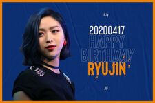 Ryujin Birthday 2020