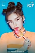 Yeji IT'z ICY Teaser 2