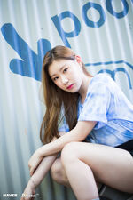 ITZY ItZ ICY Naver x Dispatch Chaeryeong 6