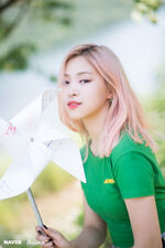 ITZY ItZ ICY Naver x Dispatch Ryujin 9