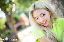 ITZY ItZ ICY Naver x Dispatch Yuna 2