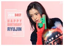Ryujin Birthday 2019