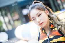 ITZY ItZ ICY Naver x Dispatch Yeji 1