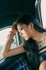 Not Shy Yuna Unrelease photo teaser 1 (Clean ver.)