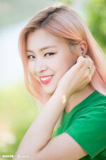 ITZY ItZ ICY Naver x Dispatch Ryujin 10