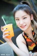 ITZY ItZ ICY Naver x Dispatch Yeji 4