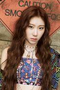 Not Shy (English Ver.) Chaeryeong promo photo