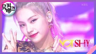 Not Shy - ITZY 뮤직뱅크 Music Bank 20200828