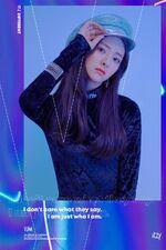 ITZY Yuna IT'z Different promotional photo 2