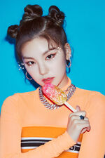ITZY IT'z ICY Yeji Promotional Picture (3)