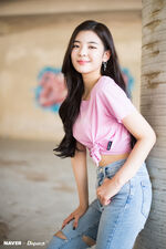 ITZY ItZ ICY Naver x Dispatch Lia 5