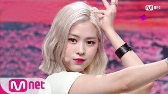 ITZY - Not Shy KPOP TV Show M COUNTDOWN 200910 EP
