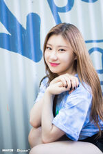 ITZY ItZ ICY Naver x Dispatch Chaeryeong 3