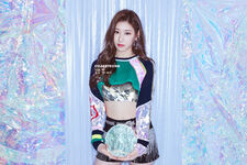 IT'z ICY Chaeryeong Profile Image