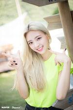 ITZY ItZ ICY Naver x Dispatch Yuna 6