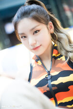 ITZY ItZ ICY Naver x Dispatch Yeji 2