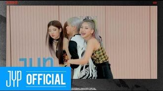 """ITZY """"Not Shy"""" Dance Practice (Part Switch Ver"""