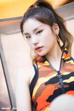 ITZY ItZ ICY Naver x Dispatch Yeji 8