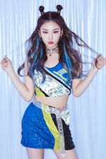 ITZY IT'z ICY Yeji Promotional Picture (1)