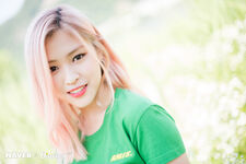 ITZY ItZ ICY Naver x Dispatch Ryujin 5