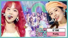 쇼! 음악중심 아이즈원 -프리티 (IZ*ONE -Pretty) 20200620