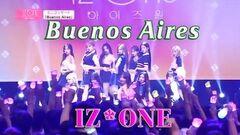 IZONE (아이즈원) - Buenos Aires (부에노스 아이레스) 2019.10