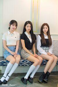 Naver x Dispatch 2020 Group 1