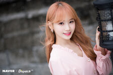 Naver x Dispatch Chaewon 1