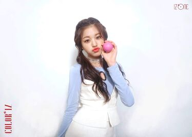Wonyoung Color Ball Teaser