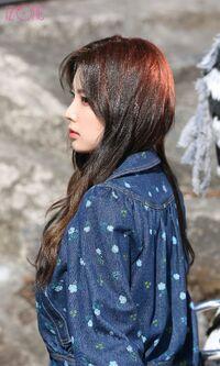 Hyewon DAZED Behind4