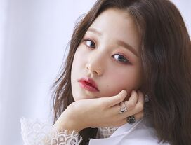 COLORIZ Photobook Rose Ver Wonyoung 2