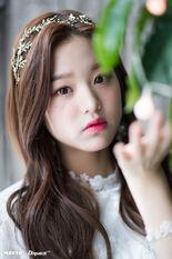 Naver x Dispatch Maknae Wonyoung 12